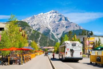 How To Get Around Banff This Summer